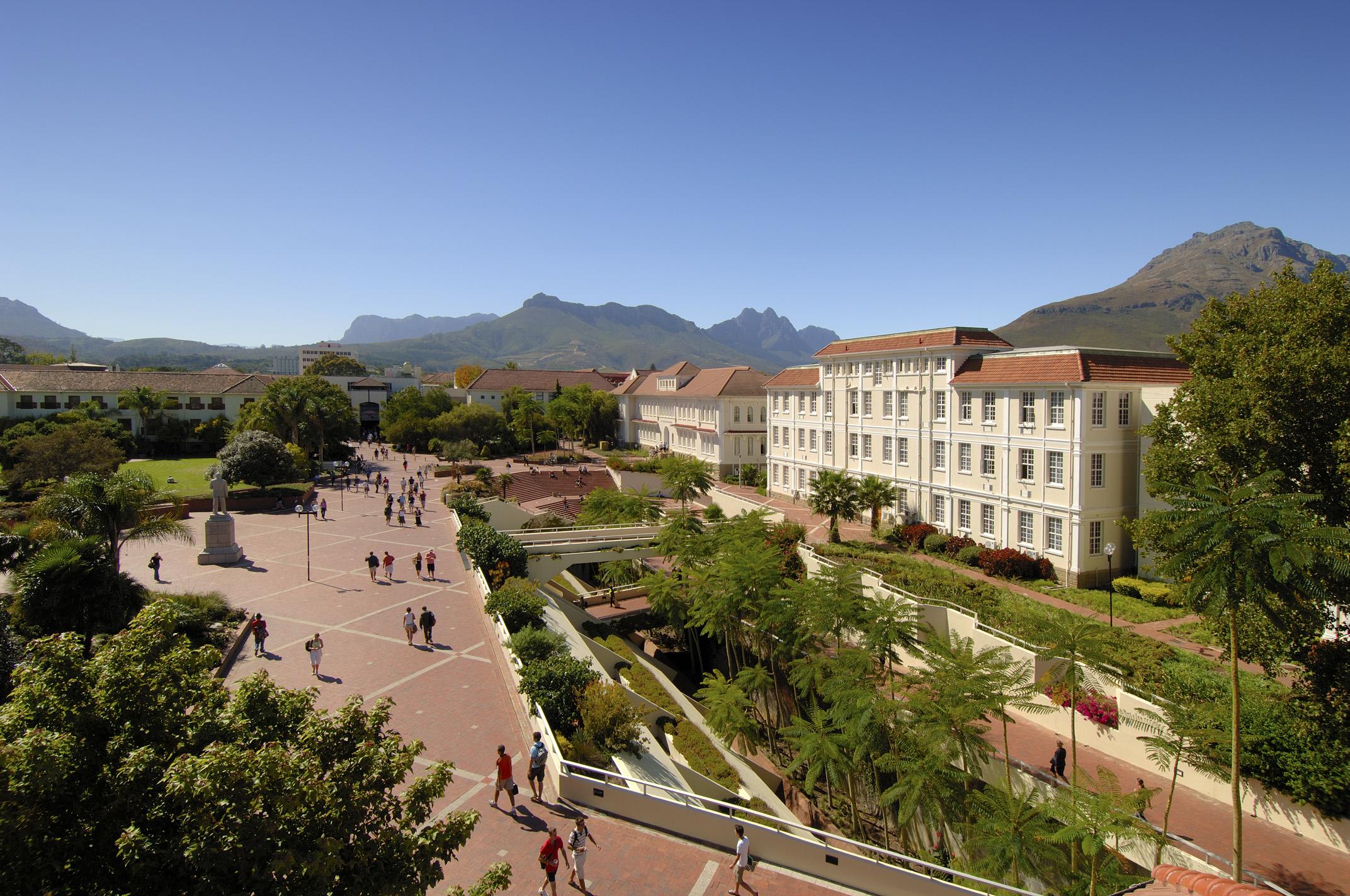 Stellenbosch University   South African History Online