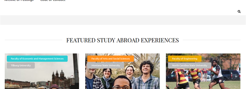 maties abroad blog