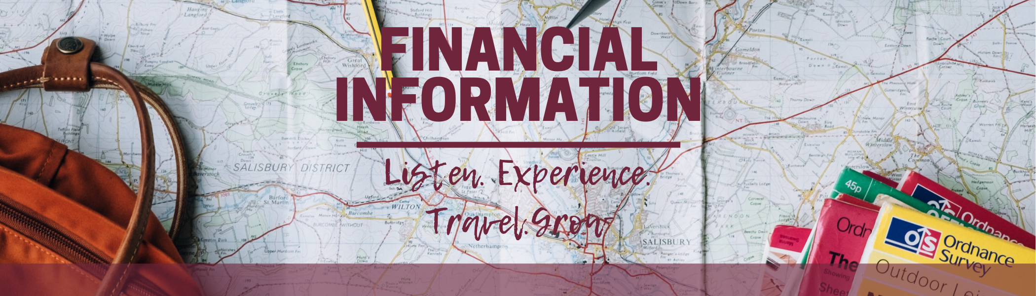 Financial information for Semester Exchanges