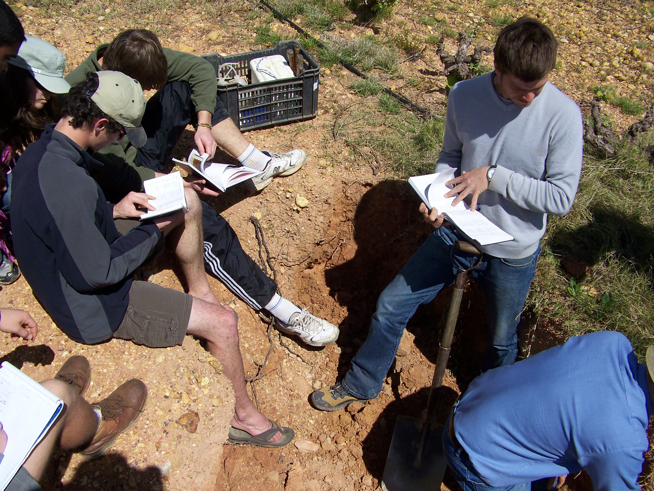 Soil science academic programmes for About soil science