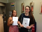 Jessica Graham and Wilanda Kruger Honours Class 2016.jpg