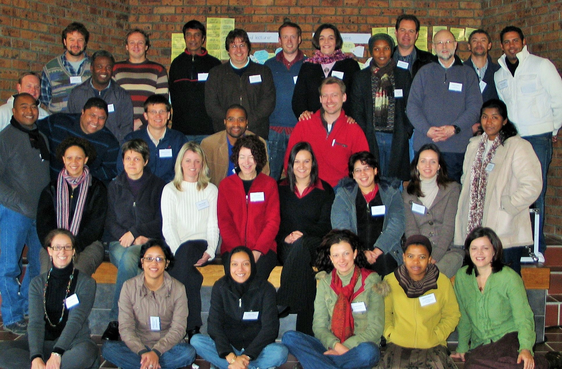 PREDAC group 2009.jpg