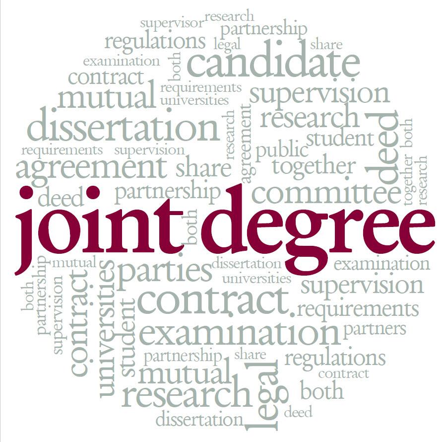 Joint Degrees at Stellenbosch University