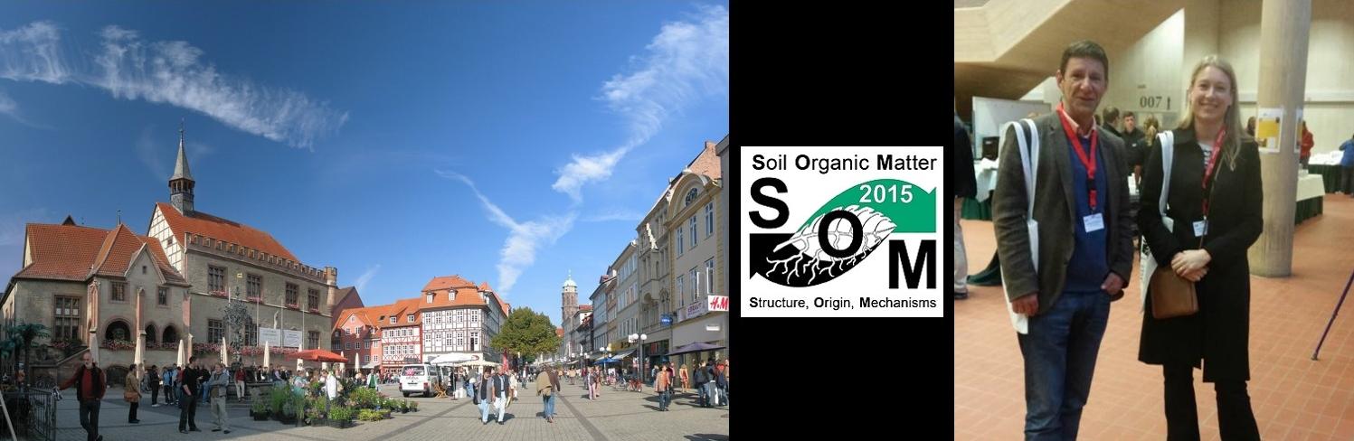 Soil science thumbnails for Soil tour dates 2015