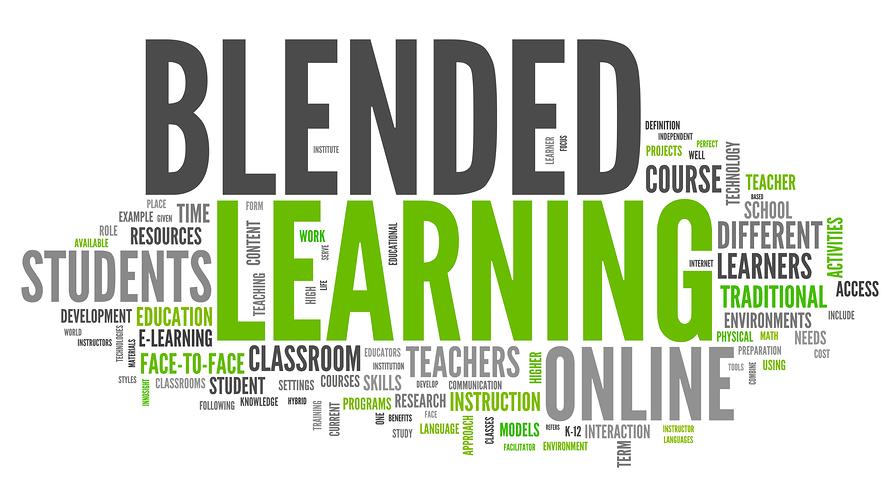 Kết quả hình ảnh cho Blended Learning