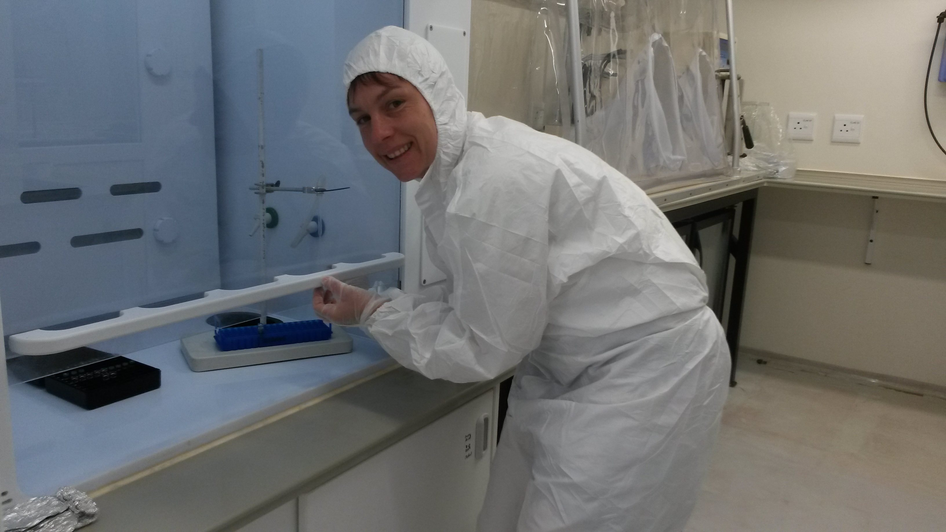 Carme in Trace Metal Clean lab.jpg